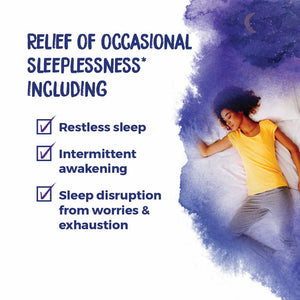 Quietude Sleep Aid, Quick Dissolving Tablets - 60 Count