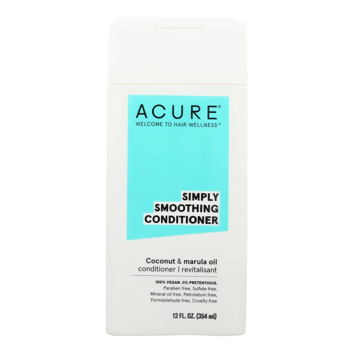 ACURE Simply Smoothing Conditioner - 12 Ounces