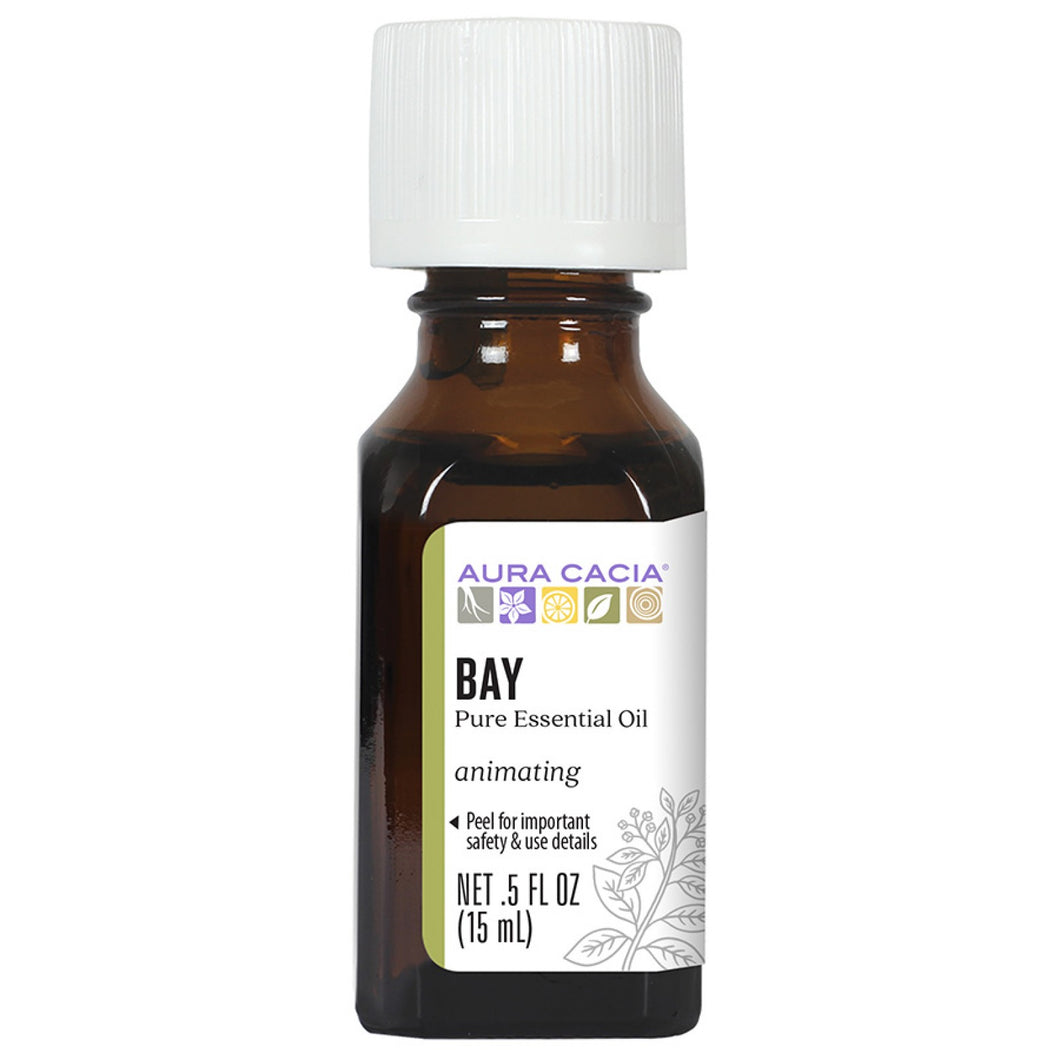 Aura Cacia Bay Essential Oil - 0.5 Ounce