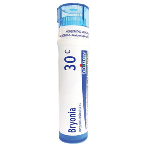 Bryonia, Boiron 30C Strength - 80 Pellets
