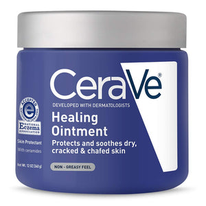 CeraVe Healing Ointment Skin Protectant, Non-Greasy