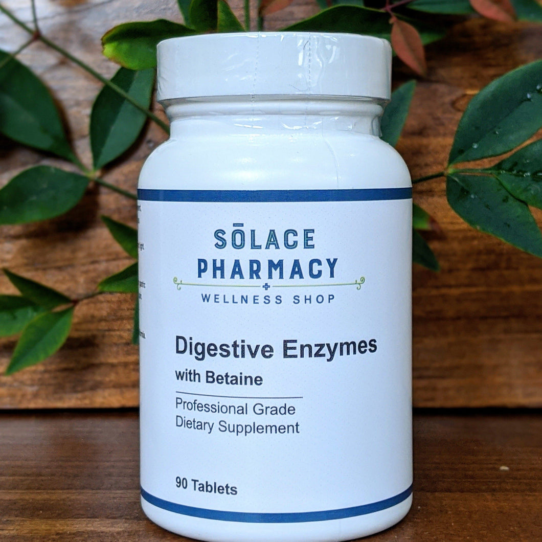 Digestive Enzymes with Betaine