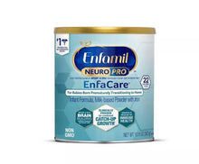 Load image into Gallery viewer, Enfamil EnfaCare NeuroPro Instant Formula Powder - 12.8 Ounce