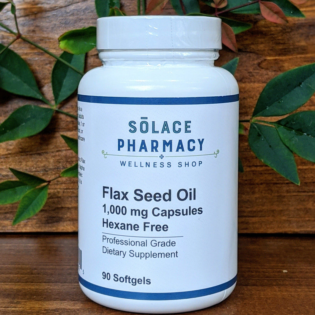 Flax Seed Oil 1000 mg