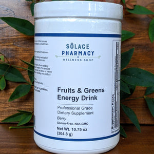 Fruits & Greens Energy Drink