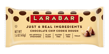 Load image into Gallery viewer, LARABAR Chocolate Chip Cookie Dough, 1.6 Ounce
