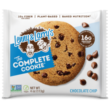 Load image into Gallery viewer, Lenny & Larry's The Complete Cookie - Chocolate Chip