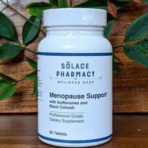Menopause Support w/ Isoflavones & Black Cohosh