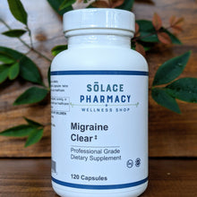 Load image into Gallery viewer, Migraine Clear Capsules