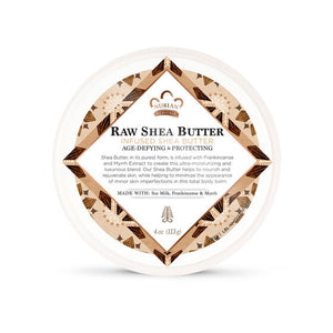 Nubian Heritage Infused Raw Shea Butter - 4 Ounce