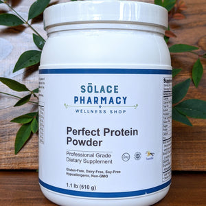Plant-Based Perfect Protein Powder - Vanilla