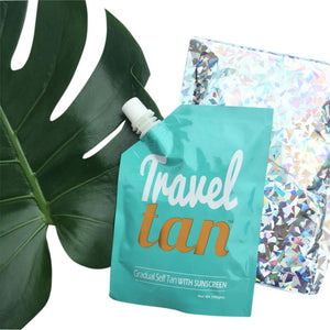 TRAVEL TAN - GRADUAL TANNING MOISTURISER PLUS SUNSCREEN
