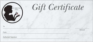 $100 Salon Gift Voucher
