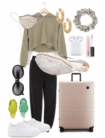 What to Wear and Where: Airport Travel Edition