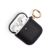 Matte Black Biodegradable AirPods Case