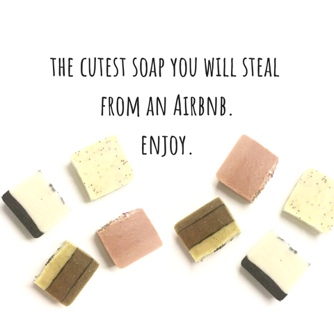Airbnb Soaps