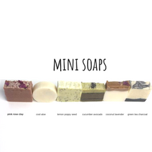 Load image into Gallery viewer, AirBnb Mini Soaps