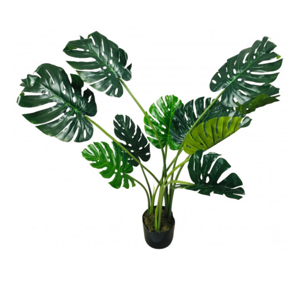 Faux Monstera plants-Maximalist Love-H120cms-Maximalist Love