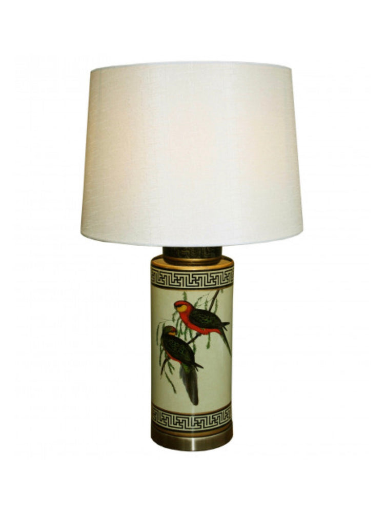 Wild flight table lamp with shade-Lighting-Maximalist Love-Maximalist Love