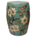 HummingBird Stool-Pots and Vases-Maximalist Love-Maximalist Love