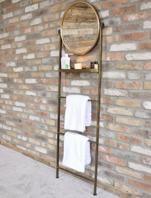 Load image into Gallery viewer, Mirror ladder vanity-Mirrors-Maximalist Love-Maximalist Love