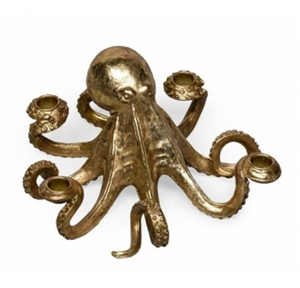 Load image into Gallery viewer, Octopus Candle Holder PRE-ORDER-Decor-Maximalist Love-Maximalist Love