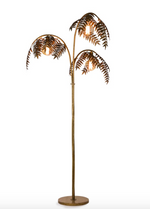 Palm Leaf Floor Lamp-Lighting-Maximalist Love-Maximalist Love