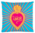 Hand Embroidered Cushions-Decor-Maximalist Love-Maximalist Love