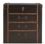 Vintage Trunk Style Chest of Drawers-Cabinets, Sideboards-Maximalist Love-Maximalist Love