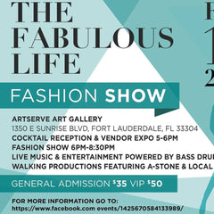 The Fabulous Life Fashion Show 2017 bringing awareness to Scleroderma Disease