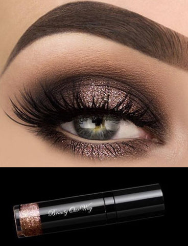 "Eye Glam ""Liquid Shimmer""- ""Step Outside The Box"""