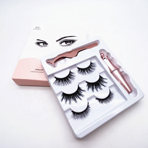 "Magnetic ""Magic Lash"" Trio"
