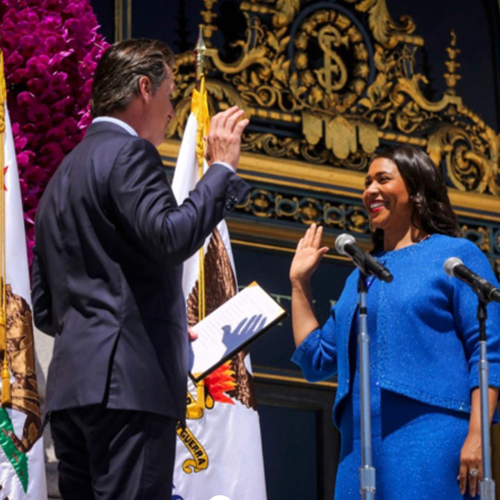 SF's Mayor London Breed's Victory: A Tapestry of Inspiration, Hope, Audacity