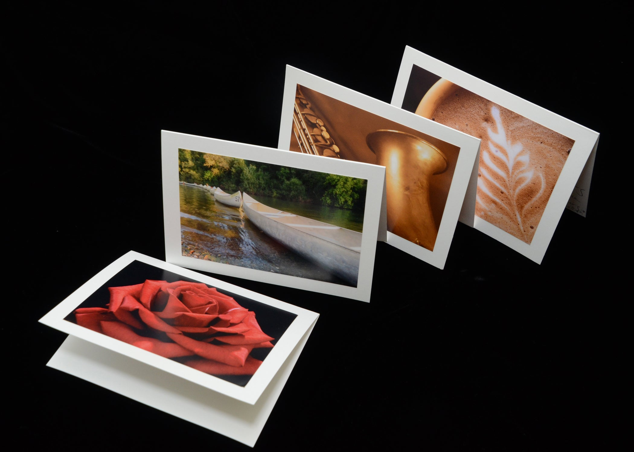 Note Card Samples