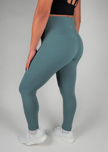 Zen Leggings Niagara Teal