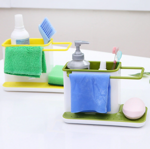 Sponge Kitchen Box Draining Rack