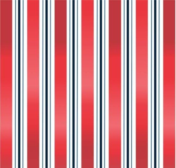 Liberal Stripes on Minky Fabric by EZ Fabric