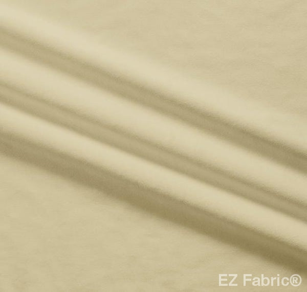 Silky Minky Smooth Camel by EZ Fabric