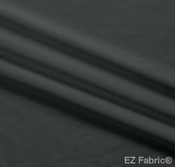 Silky Minky Smooth Charcoal by EZ Fabric