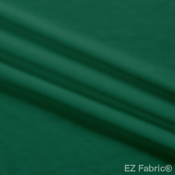 Solid Silky Minky Smooth Emerald Green