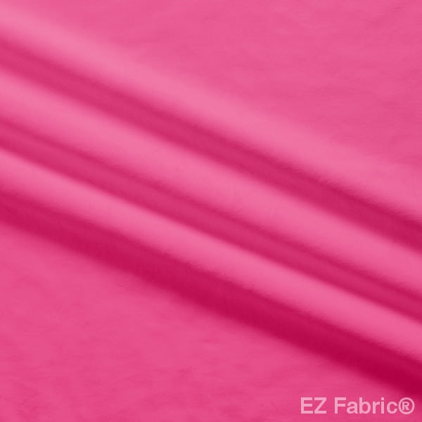 Solid Silky Minky Smooth Hot Pink