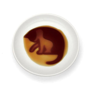 "[NEW] Alta Cat Grooming Soy Sauce Dish 3.54"" dia"