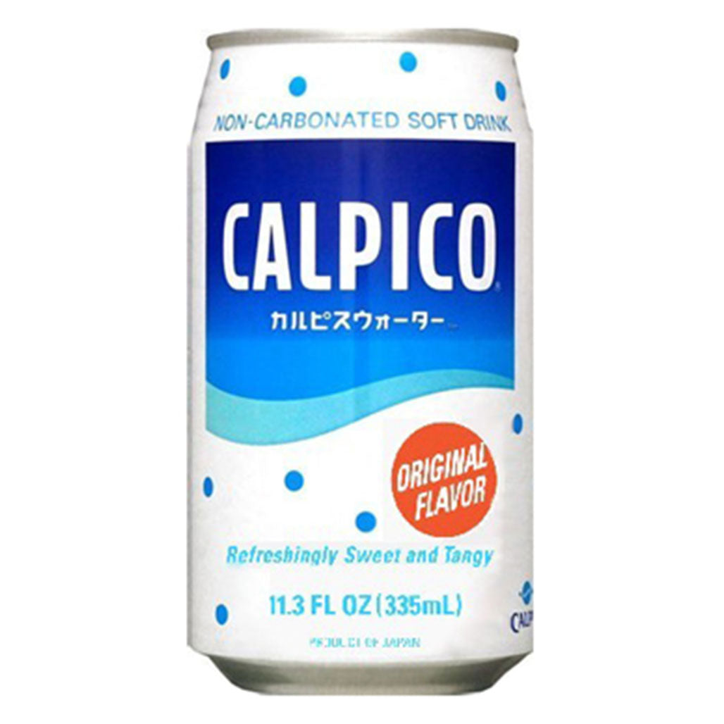 Calpico Water 11.8 fl oz (350ml) x 24 cans