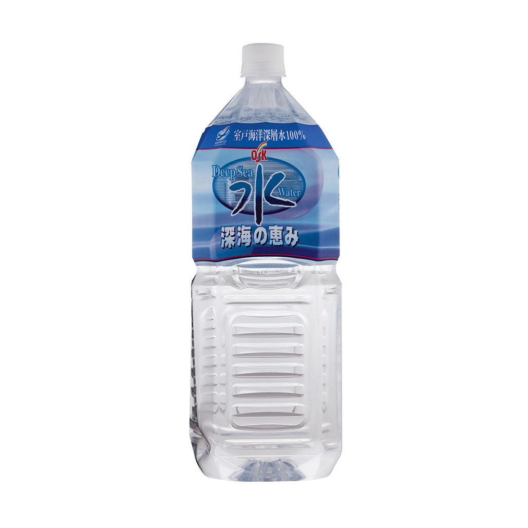 Muroto Deep Sea Water 66.6 fl oz (2 Liter)
