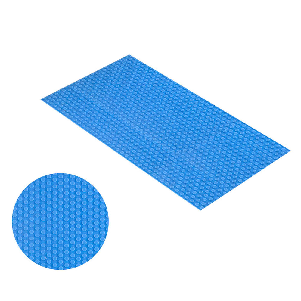 "Waterproof Non Slip Mat in Blue 9.8"" x 5.9"" (Small)"