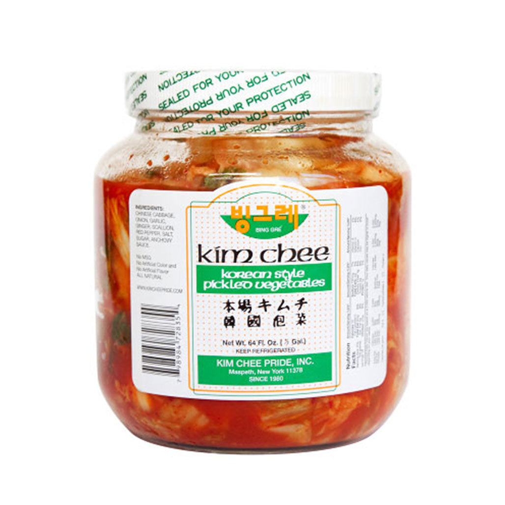 Bing Gre All Natural Kimchee 64 oz (1.8kg)