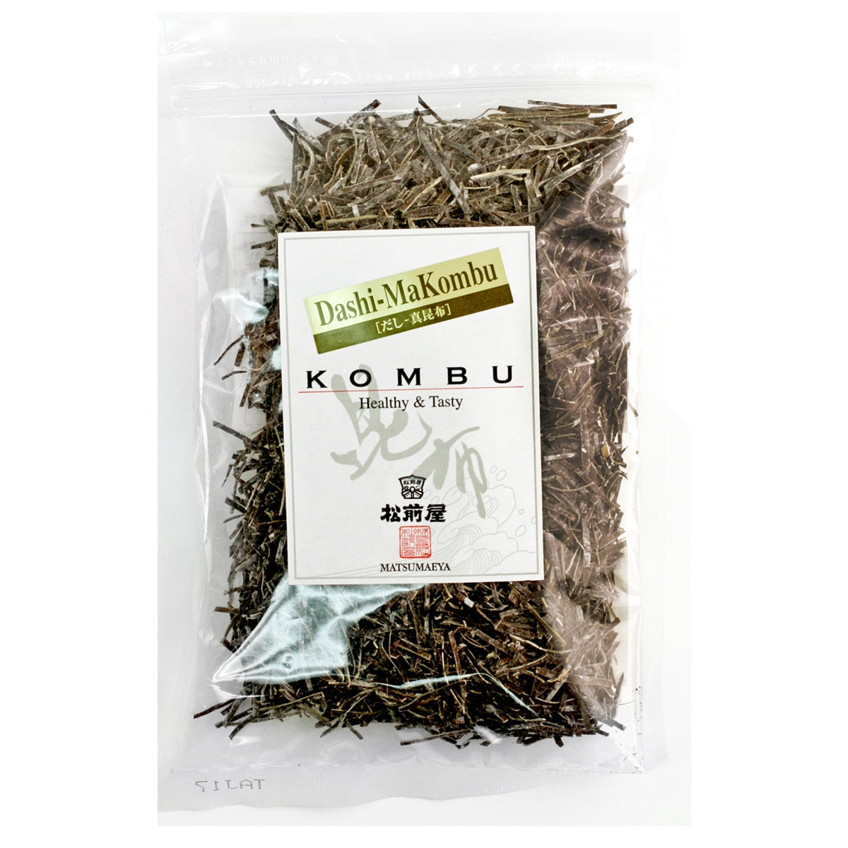 Shredded Kelp 2-Year Dashi Ma-Kombu 5.8 oz / 165g