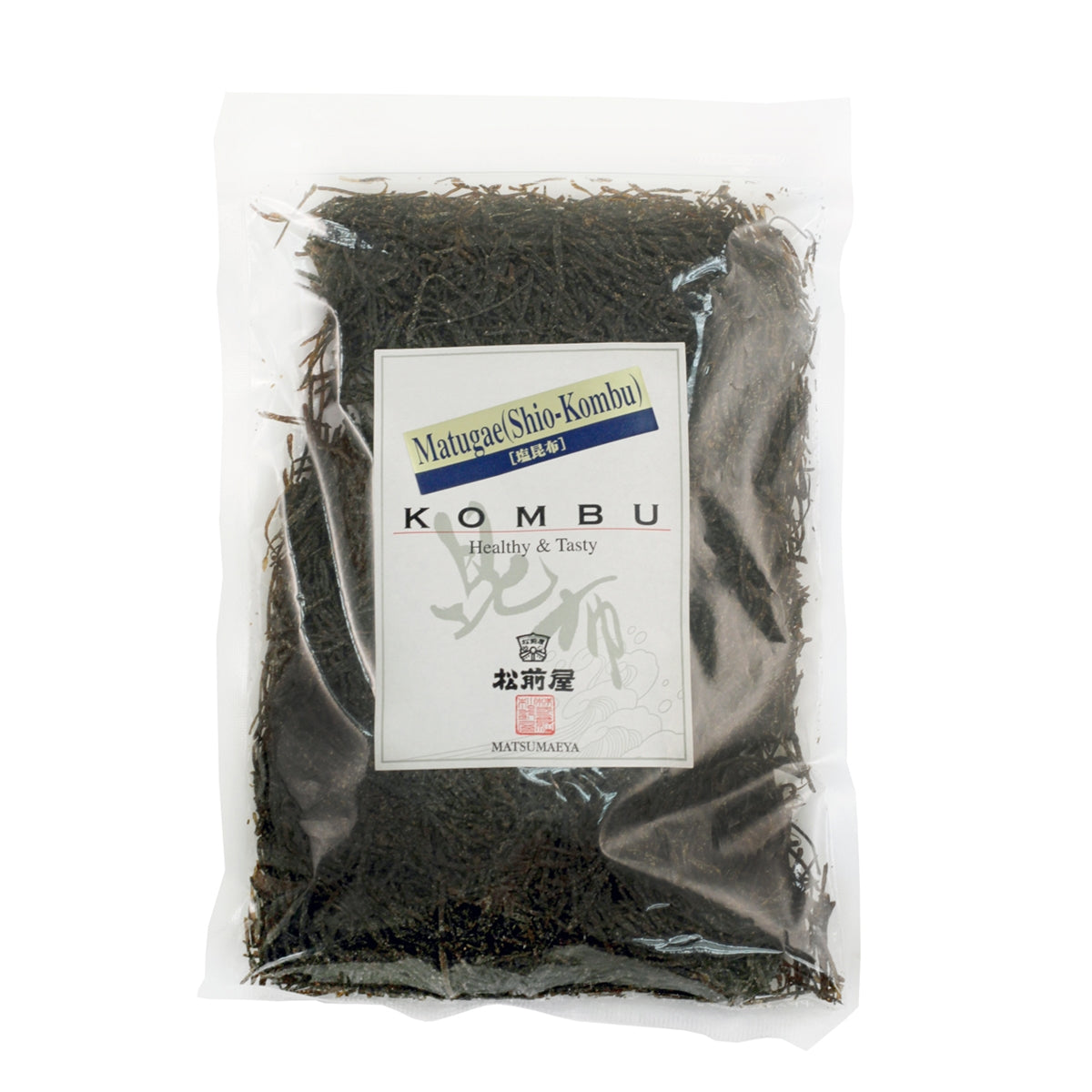 Shredded Shio Kombu - Salted Kelp 7.1 oz / 200g