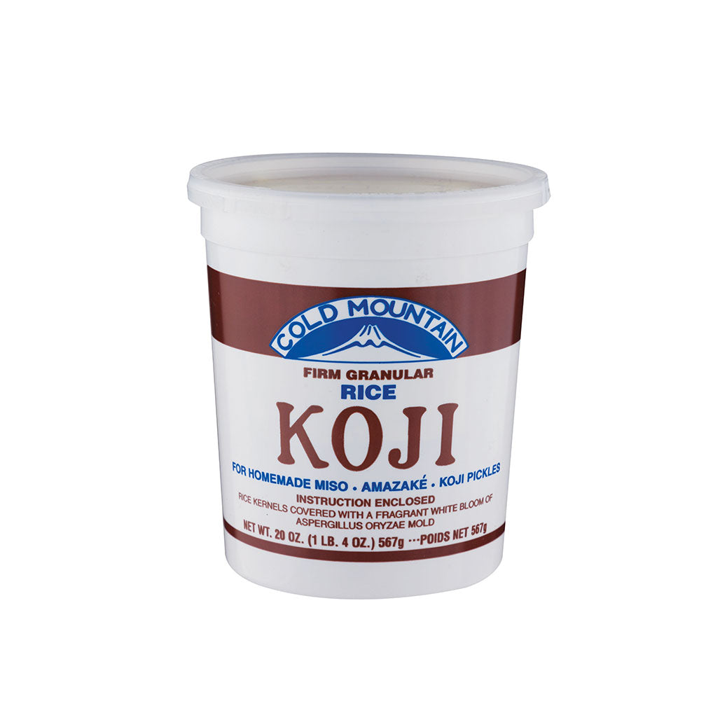 Cold Mountain Dry Koji Rice 20 oz (567g)