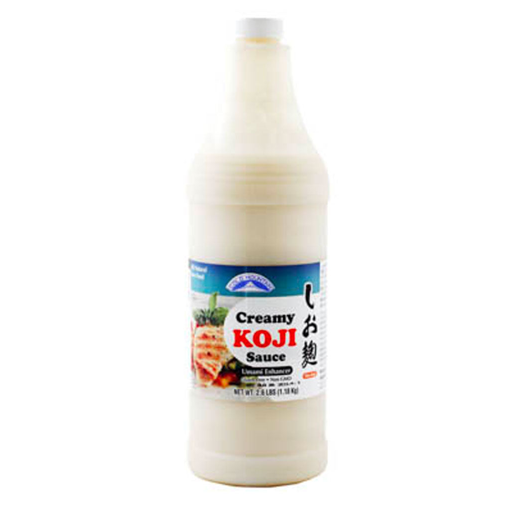 Cold Mountain Creamy Shio Koji Sauce Umami Enhancer 2.6 lbs (1.18kg)